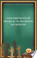 libro Una Experiencia De Campo En La Educación