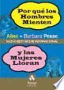 libro Por Que Los Hombres Mienten Y Las Mujeres Lloran