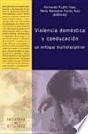 libro Violencia Doméstica Y Coeducación