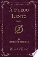 libro Á Fuego Lento