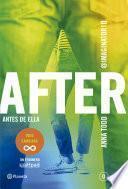 libro After. Antes De Ella (serie After 0) Edición Colombiana