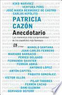 libro Anecdotario