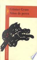 libro Años De Perro