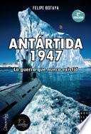 libro Antártida, 1947
