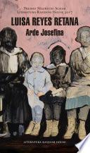 libro Arde Josefina