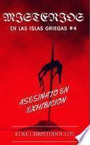 libro Asesinato En Exhibición