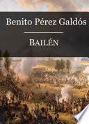 libro Bailén (episodios Nacionales I   04)