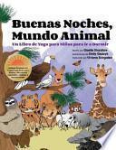 libro Buenas Noches, Mundo Animal