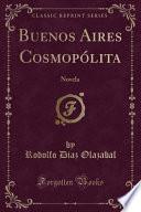 libro Buenos Aires Cosmopólita