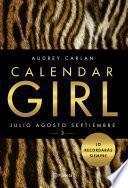 libro Calendar Girl 3 (edición Colombiana)