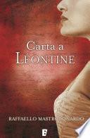 libro Carta A Léontine