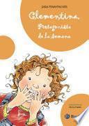 libro Clementina, Protagonista De La Semana