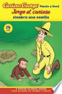 libro Curious George Plants A Seed