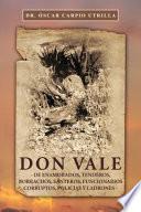 libro Don Vale