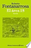 libro El área 18