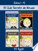 libro El Club Secreto De Mouse Libros 1 4