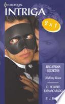 libro El Hombre Enmascarado/recuerdos Secretos