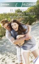 libro El Regreso De La Señora Jones