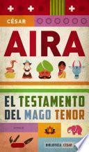 libro El Testamento Del Mago Tenor
