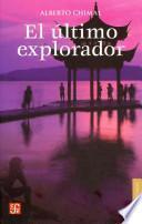 libro El Ultimo Explorador