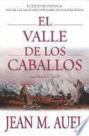 libro El Valle De Los Caballos (valley Of The Horses)