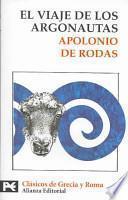 libro El Viaje De Los Argonautas