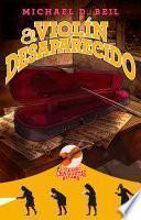 libro El Violín Desaparecido
