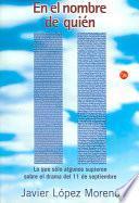 libro En El Nombre De Quién