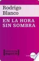 libro En La Hora Sin Sombra