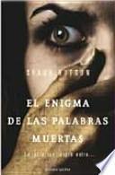 libro Enigma De Las Palabras Muertas