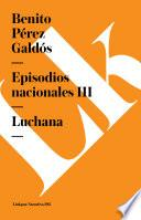 libro Episodios Nacionales Iii. Luchana