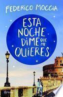 libro Esta Noche Dime Que Me Quieres
