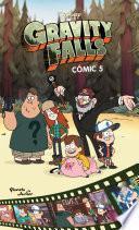libro Gravity Falls. Cómic 5