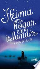 libro Heima Es Hogar En Islandés