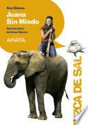 libro Juana Sin Miedo