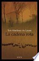 libro La Cadena Rota