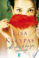 libro La Chica De Los Ojos Color Café