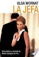 libro La Jefa