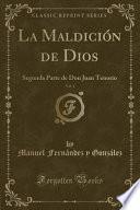 libro La Maldición De Dios, Vol. 1