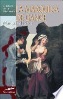 libro La Marquesa De Gange/ The Marchioness Of Gange