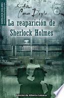 libro La Reaparición De Sherlock Holmes