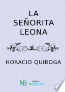 libro La Señorita Leona