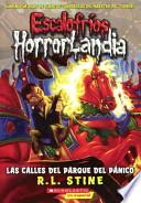 libro Las Calles Del Parque Del Panico (the Streets Of Panic Park)