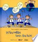 libro Las Tres Mellizas Hacen Las Paces