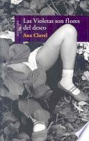 libro Las Violetas Son Flores Del Deseo