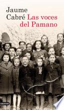 libro Las Voces Del Pamano
