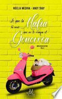 libro Lo Que La Mafia Ha Unido, Que No Lo Rompa El Gonorrea