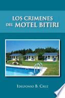 libro Los Crimenes Del Motel Bitiri