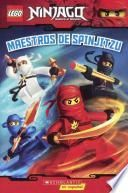libro Maestros De Spinjitzu (masters Of Spinjitzu)