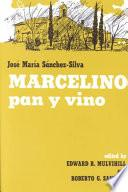 libro Marcelino Pan Y Vino